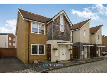 Thumbnail 2 bed end terrace house to rent in Lamour Lane, Milton Keynes