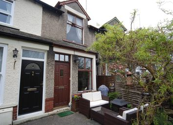 Thumbnail 3 bed terraced house for sale in Garden Lea, Ulverston, Cumbria