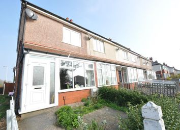 Thumbnail 3 bed end terrace house to rent in School Lane, Freckleton, Preston, Lancashire