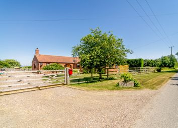 Thumbnail 3 bed barn conversion for sale in Westville, Boston, Lincolnshire