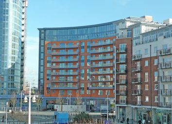 Thumbnail 1 bed flat to rent in Crescent Building, Gunwharf Quays