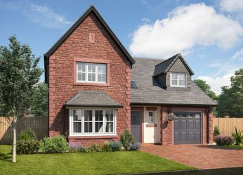 "Thumbnail 4 bed detached house for sale in ""Taunton"" at Clifton, Penrith"