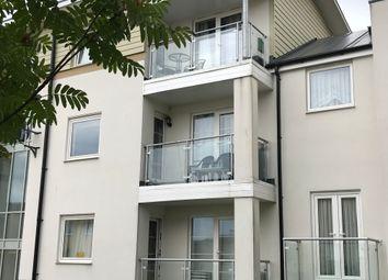 Thumbnail 2 bed flat to rent in Edmonds Walk, Torquay