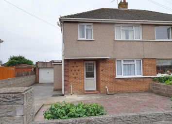 Thumbnail 3 bed semi-detached house for sale in Westfield Crescent, Nottage, Porthcawl