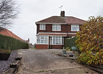 Thumbnail 3 bed semi-detached house to rent in Mansfield Road, Chesterfield