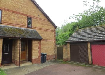 Thumbnail 2 bed terraced house to rent in John Amner Close, Ely