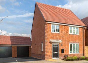"Thumbnail 4 bedroom detached house for sale in ""Jasmine"" at Didcot"
