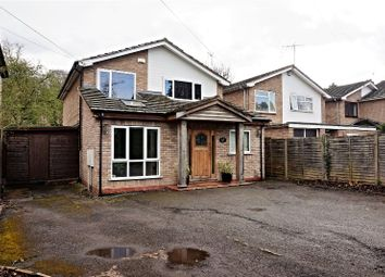 Thumbnail 4 bedroom detached house for sale in Station Avenue, Coventry