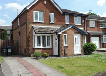 Thumbnail 2 bed semi-detached house for sale in Putney Close, Royton, Oldham