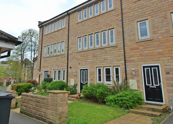 Thumbnail 3 bed terraced house for sale in Moorbrook Mill Drive, New Mill, Holmfirth