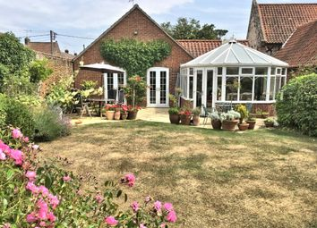 Thumbnail 3 bed detached bungalow for sale in High Street, Ringstead, Hunstanton
