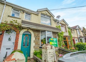 Thumbnail 3 bed terraced house for sale in Rhiwsaeson Houses, Rhiwsaeson, Pontyclun