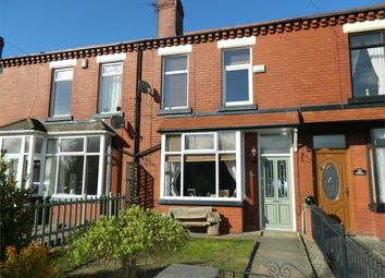 Thumbnail 3 bedroom terraced house for sale in Longsight, Harwood, Bolton, Lancashire