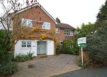 Thumbnail 4 bed detached house for sale in Thrupps Lane, Hersham Village, Surrey
