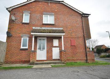 Thumbnail 1 bedroom maisonette to rent in Windsor Close, Southwater, Horsham