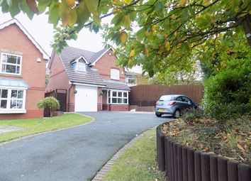 Thumbnail 3 bedroom detached house for sale in Hopton Gardens, Dudley, Dudley
