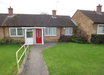 Thumbnail 1 bed terraced bungalow for sale in Flamborough Road, Scraptoft, Leicester