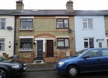 Thumbnail 2 bed terraced house to rent in Claremont Road, Hornchurch