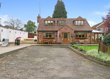 Thumbnail 4 bed detached bungalow for sale in Ruskin Close, Coventry