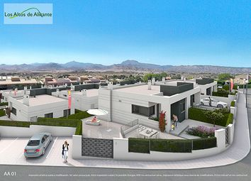 Thumbnail 2 bed villa for sale in Spain, Valencia, Alicante, Busot