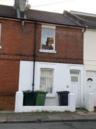 Thumbnail Terraced house to rent in Sydney Road, Eastbourne