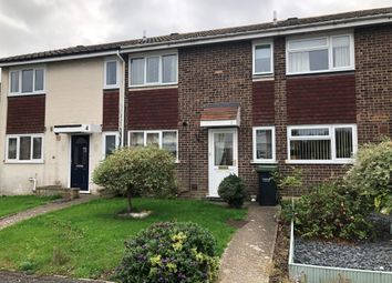 Thumbnail 3 bed terraced house for sale in Wandesford Place, Gosport