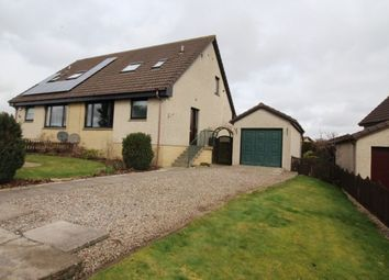 Thumbnail 3 bed semi-detached house to rent in Lubbock Park, Brechin