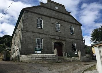 Thumbnail Commercial property for sale in Ponsanooth Chapel, Chapel Hill, Ponsanooth, Cornwall