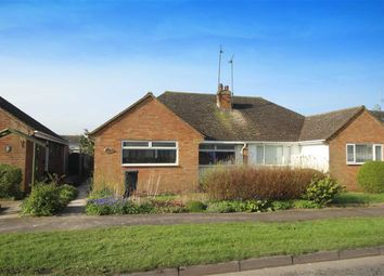Thumbnail 3 bed semi-detached bungalow for sale in Wharf Road, Wroughton, Wiltshire