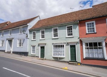 Watling Street, Thaxted, Nr Great Dunmow, Essex CM6. 4 bed terraced house for sale
