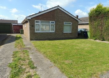 Thumbnail 3 bedroom detached bungalow for sale in Wakelyn Road, Whittlesey, Peterborough