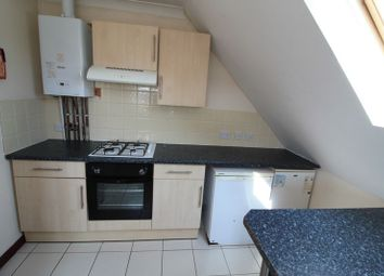 Thumbnail 4 bed flat to rent in Brassey Road, Winton, Bournemouth