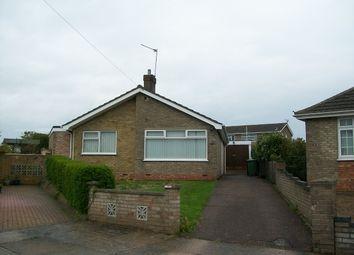 Thumbnail 2 bedroom bungalow to rent in Woods Loke West, Lowestoft
