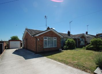 Thumbnail 2 bed semi-detached bungalow for sale in Cromwell Way, Witham