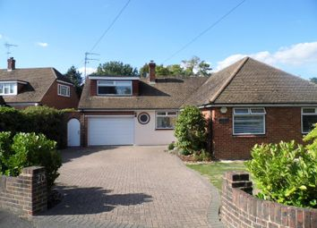 Thumbnail 3 bed detached house to rent in Lovelace Drive, Pyrford, Surrey