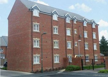 Thumbnail 2 bed flat to rent in Emperor Way, Fletton, Peterborough