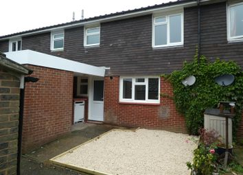 Thumbnail 3 bedroom terraced house to rent in Lucknow Close, Guston, Dover