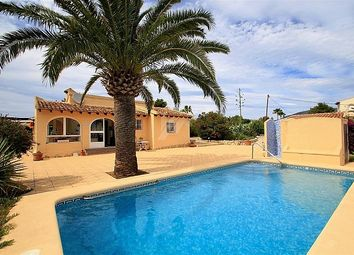 Thumbnail 2 bed villa for sale in Moraira, Valencia, Spain
