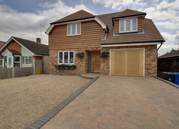 Thumbnail 4 bed detached house for sale in High View, St. Lawrence, Southminster