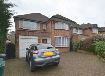 Thumbnail 4 bedroom detached house to rent in Heriot Road, Hendon, London