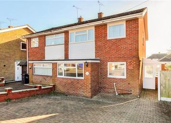 Thumbnail 4 bed semi-detached house to rent in Mead Way, Canterbury
