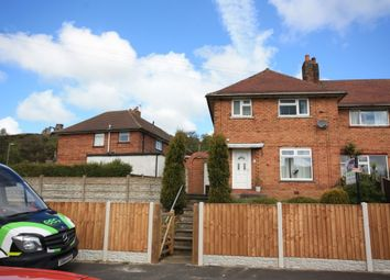 Thumbnail 3 bed semi-detached house for sale in St. Thomas Street, Mow Cop, Stoke-On-Trent