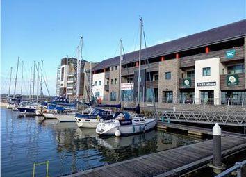 Thumbnail Office to let in Suite 3, Block A, Doc Fictoria, Caernarfon, Gwynedd