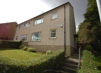 Thumbnail 4 bedroom semi-detached house for sale in 187 Braidcraft Road, Pollok