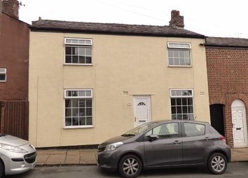 Thumbnail 2 bed end terrace house for sale in Crompton Road, Macclesfield, Cheshire