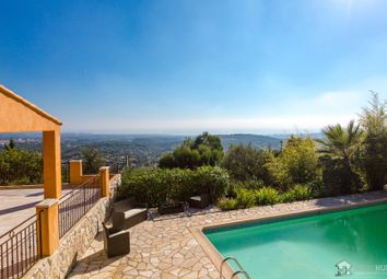 Thumbnail 6 bed property for sale in Tourrettes Sur Loup, Alpes Maritimes, France