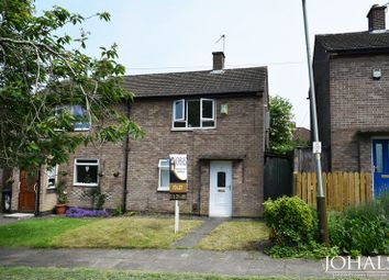 2 bed semi-detached house to rent in Woodstock Close, Leicester LE4