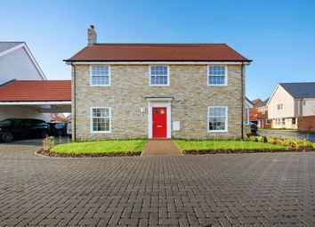 Thumbnail 4 bed detached house for sale in Boxted Cross, Carters Hill, Boxted