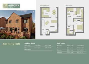Thumbnail 3 bedroom semi-detached house for sale in Brander Road, Gipton, Leeds