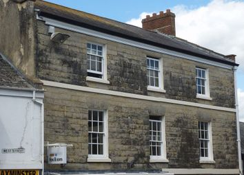 Thumbnail 4 bed flat for sale in West Street, Axminster